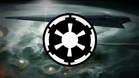 """Galactic Empire (19 BBY–5 ABY) Official anthem: """"Glory of"""