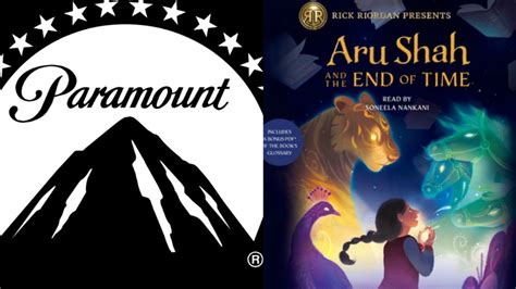 """Paramount Wins Rights to Bestselling """"Aru Shah and the End"""