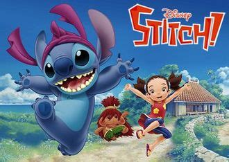 Stitch! - Terrible TV Shows Wiki