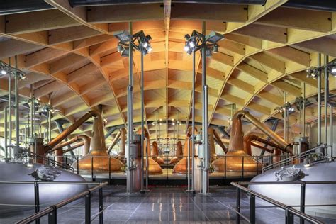 The Macallan New Distillery and Visitors Experience