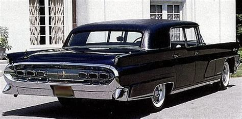 1950s Cars - Lincoln/Mercury - Photo Gallery