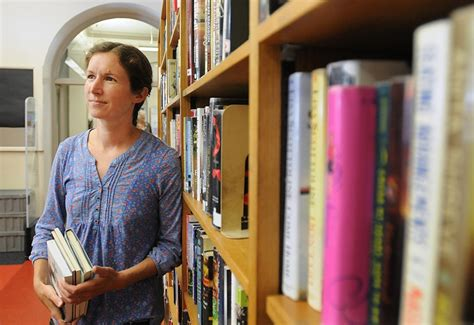 New branch head welcomes all to Carnegie library