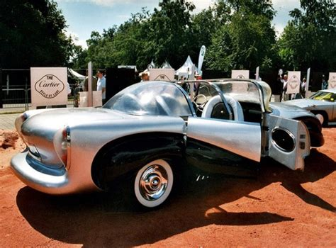 Concepts from Future Past: 1957 Aurora Safety Car