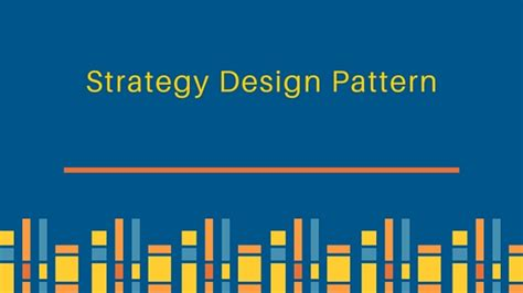 Strategy Design Pattern in Java - Example Tutorial