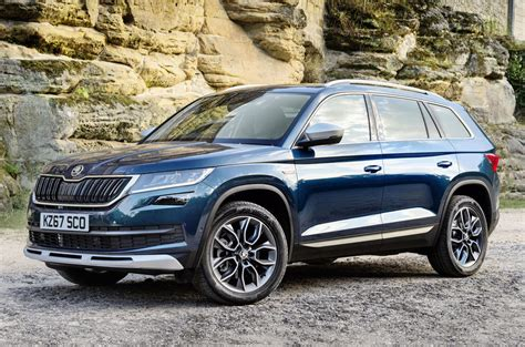 Skoda Kodiaq Scout SUV India launch on September 30, 2019