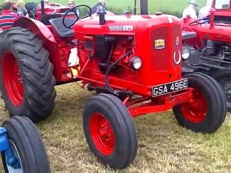 A Nuffield 10/60 Restored Like New - YouTube