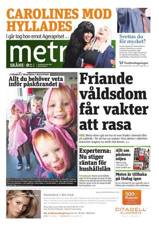 20130328_se_malmo by Metro Sweden - Issuu