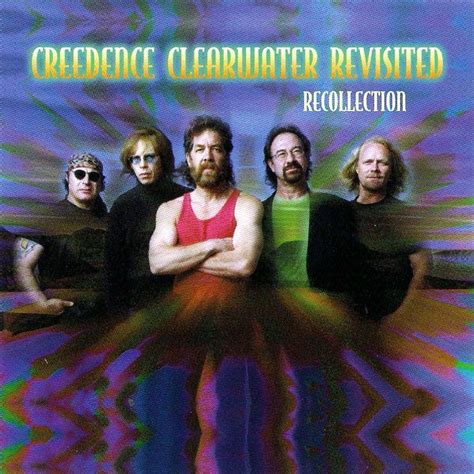 Recollection live by Creedence Clearwater Revisited, CD x