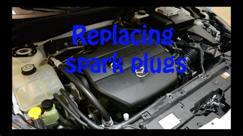 How to Replace Spark Plugs: 2010-2013 Mazda 3 2