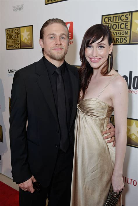 | Get to Know Charlie Hunnam's Gorgeous Longtime