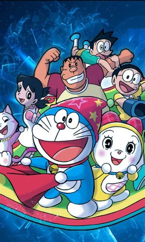 Free Doraemon Live Wallpaper Android APK Download For