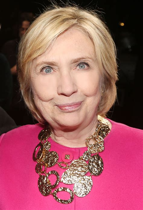 Did Hillary Clinton get plastic surgery in preparation for