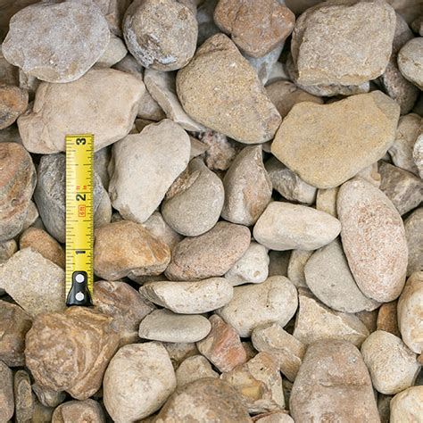 Washed River Gravel   Whittlesey Landscape Supplies