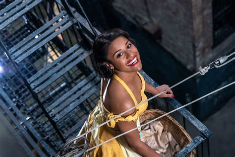 West Side Story: First Image of Ariana DeBose as Anita