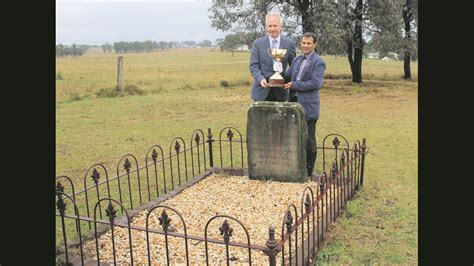 Melbourne Cup Tour calls into Singleton home of former
