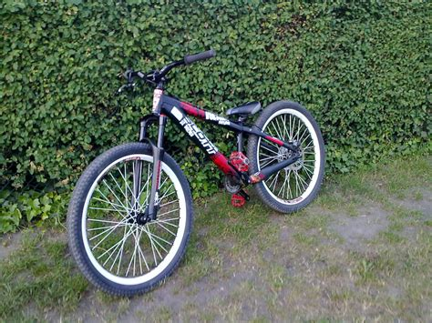 scott voltage yz 35 at a-trail in Berlin, Germany - photo