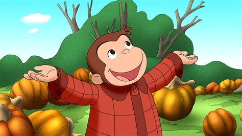 First Ever Curious George Halloween Special Airs This