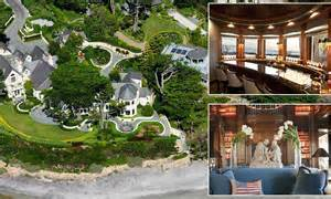 That's a FORE-tune! $78million Pebble Beach estate that