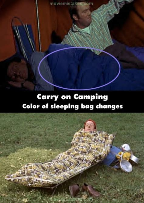 Carry on Camping (1969) movie mistake picture (ID 22590)