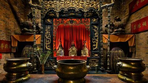 Well-preserved Chinese temple in Oroville recalls Gold