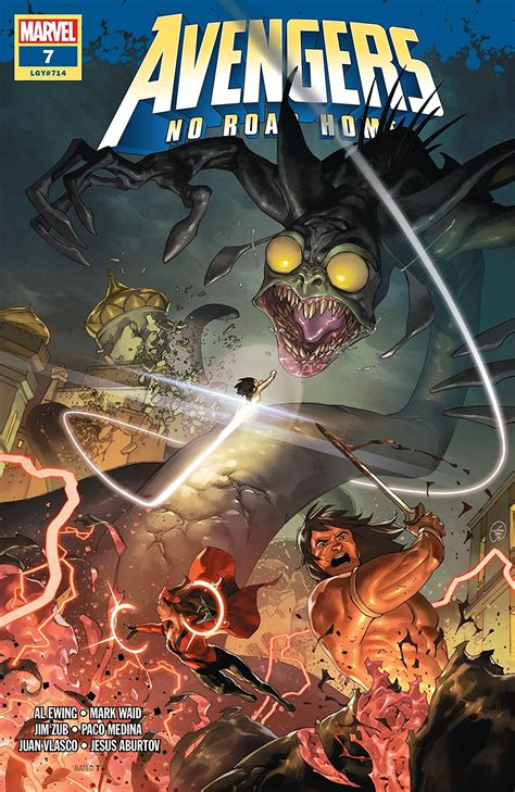 Marvel Preview: Avengers: No Road Home #7 | AIPT
