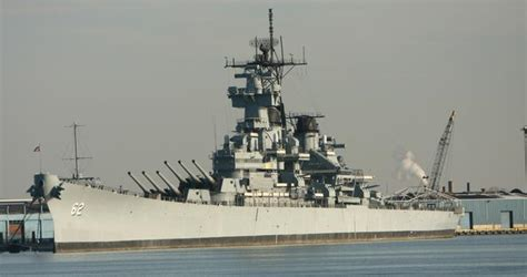 New Jersey Things to Do: Battleship New Jersey Museum and