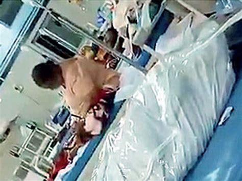 Another video showing dead bodies in hospital ward goes viral