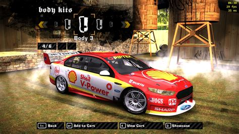 Need For Speed Most Wanted Ford Falcon V8 Supercars | NFSCars