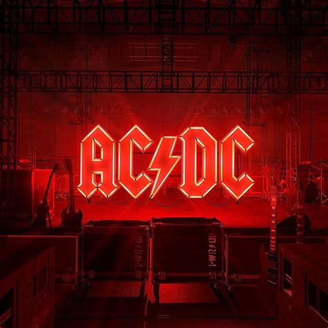 Stream AC/DC's first album in 6 years, 'Power Up'