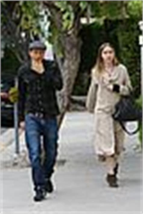 Charlie Hunnam & Morgana McNelis Are Happy As Can Be for