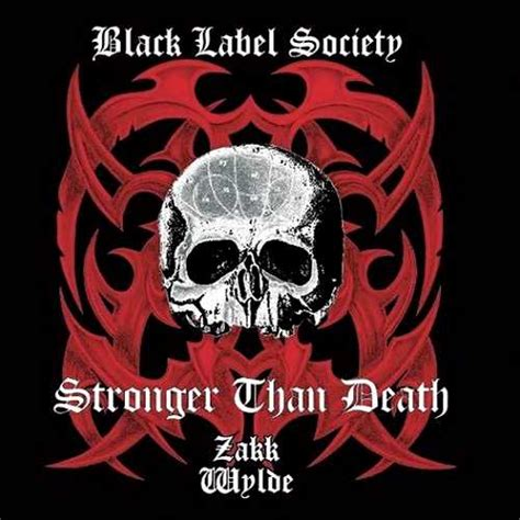 Black Label Society - Stronger than Death - Reviews