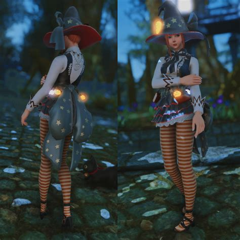 Reiffxivmods - Witch Costume(WeenieLooney)