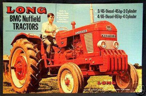 Long BMC Nuffield 4/65 | Tractor & Construction Plant Wiki