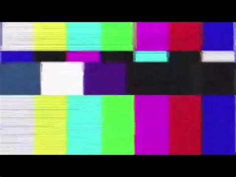 Tv No Signal Effect(transition) - YouTube