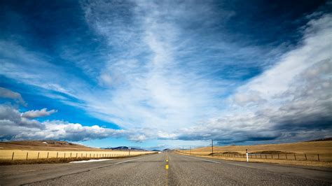 Road and Sky Wallpapers | HD Wallpapers | ID #9514