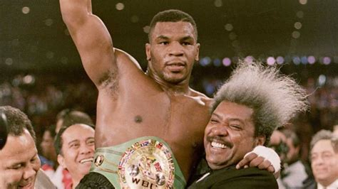 Mike Tyson through the years | Newsday