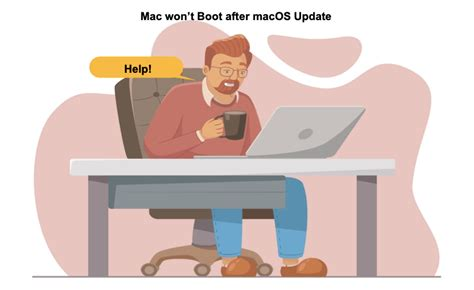 Mac won't boot/turn on after macOS Big Sur update