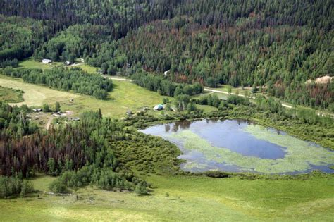 Acreage For Sale BC   Log Homes For Sale   Nazco