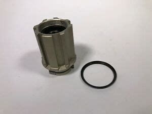 Campagnolo 9/10s Cassette Freehub body for Novatec F472SB