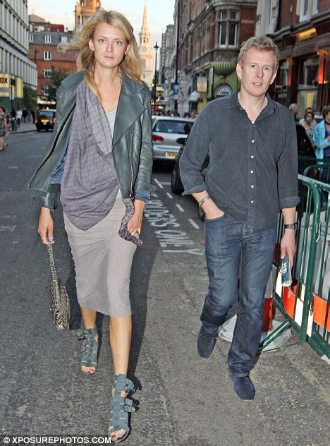 Patrick Kielty steps out with statuesque blonde on a night