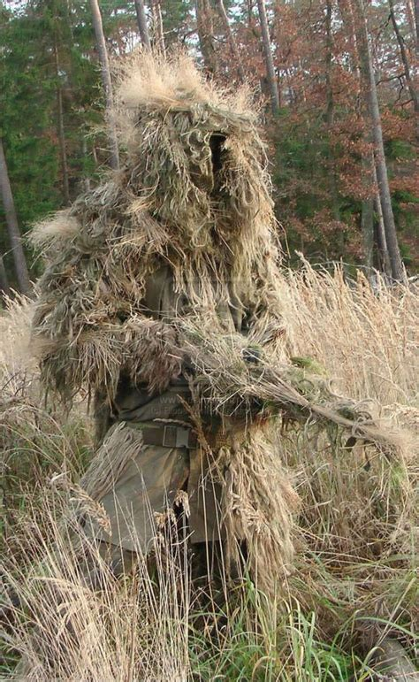 How To Make A Ghillie Suit From Scratch | Emergency