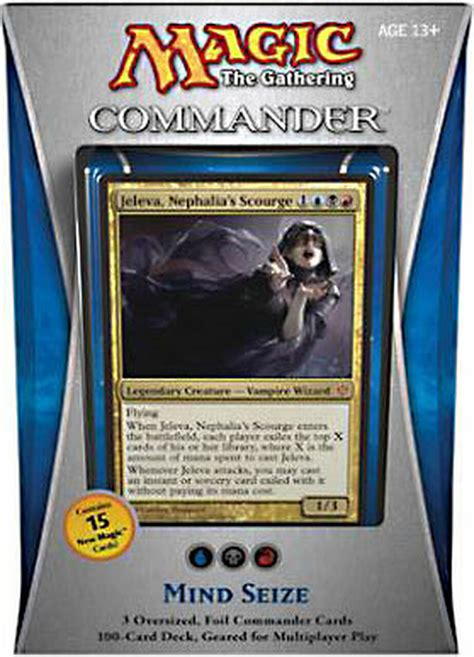 Magic The Gathering Trading Card Game 2013 Commander Mind