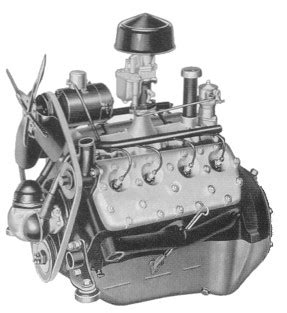 Flathead Specifications: 1932to38 V8