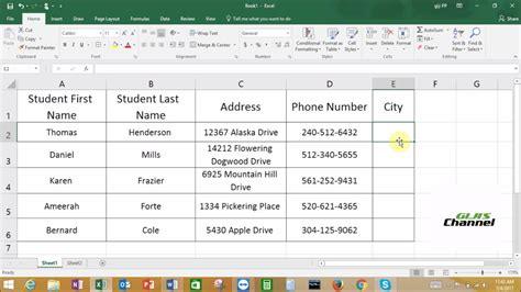 How to make drop down list in Excel in a very easy way
