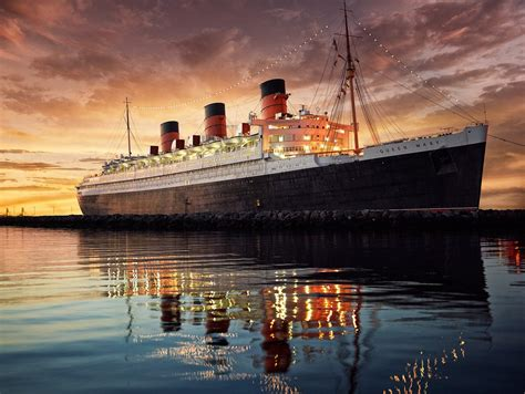 Queen Mary, Los Angeles: Tickets, Schedule, Seating Charts