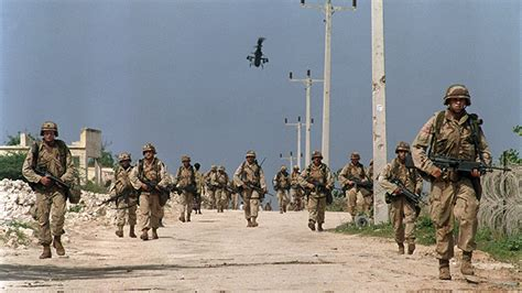 20 years after 'Black Hawk Down,' US military advisers