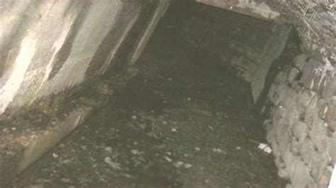 Tunnel vision: What's with the underground discovery at