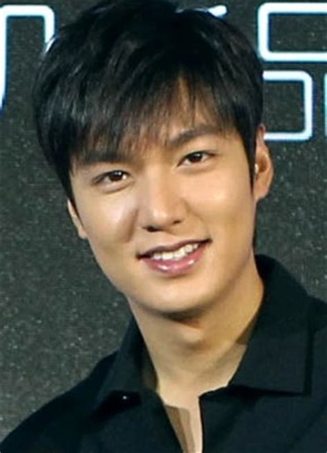 Lee Min-ho Plastic Surgery Before and After - Celebrity Sizes