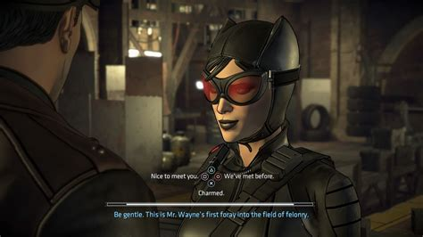 Batman: The Telltale Series - The Enemy Within: Episode