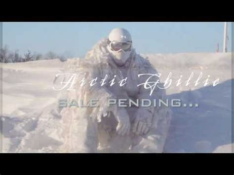 Arctic Snow Ghillie - Field Test - YouTube